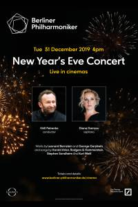 Berliner Philharmoniker Live: New Year's Eve Concert 2019 Poster