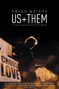 Roger Waters Us + Them Logo
