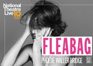 National Theatre Live: Fleabag Poster
