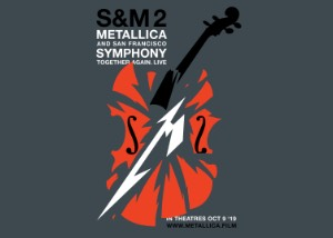 Metallica: S&M² 20th Anniversary Concert Poster