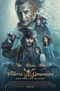 Pirates of the Caribbean: Salazar's Revenge Poster