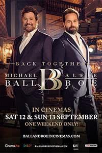 Michael Ball & Alfie Boe: Back Together Poster