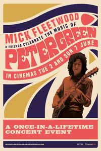 Mick Fleetwood & Friends Poster