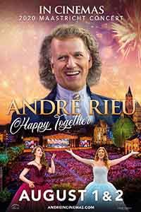 André Rieu 2020 Maastricht Concert: Happy Together Logo