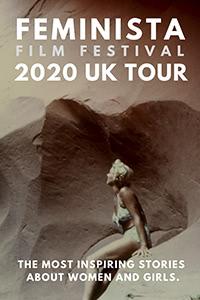 Feminista UK Tour 2020 Poster