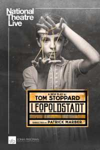 National Theatre Live: Leopoldstadt Logo