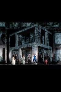 The Royal Opera House: Don Giovanni Poster