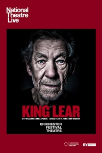 National Theatre Live: King Lear ENCORE Poster