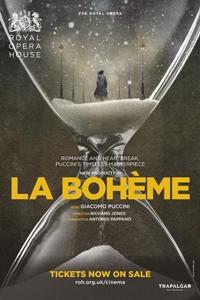 The Royal Opera House: La Boheme Poster