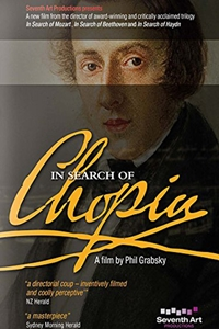 In Search of Chopin Logo