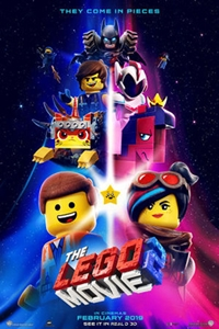 The Lego Movie Sequel Poster