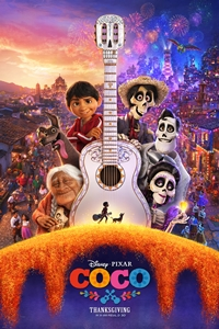 Coco (2018) Poster