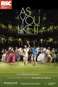 Royal Shakespeare Company: As You Like It  Poster