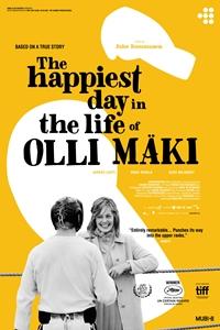 Happiest Day in the Life of Olli Mäki (Hymyilevä mies) Poster
