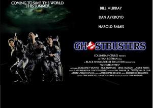 Ghostbusters (1984 Original) Poster
