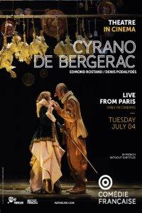Comédie-Française: Cyrano de Bergerac Poster