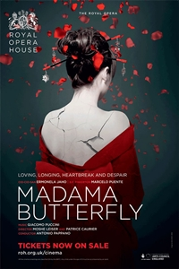 The Royal Opera House: Madama Butterfly ENCORE Poster