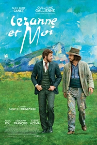 Cezanne and I (Cézanne et moi) Poster