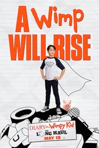 Diary of a Wimpy Kid: The Long Haul Poster