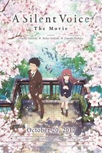 A Silent Voice (Koe no katachi) Poster