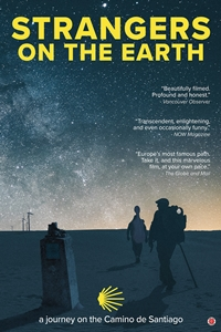 Strangers on the Earth Poster