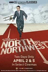 North by Northwest (1959) presented by TCM Poster