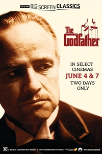 The Godfather (1972) presented by TCM Poster