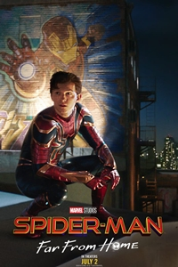 Spider-Man: Homecoming 2 Poster