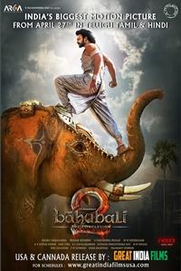 Baahubali 2: The Conclusion (Hindi) Poster