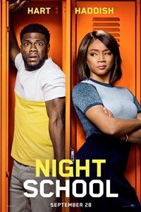 Night School Poster
