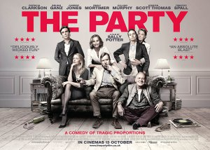The Party (2017) Poster