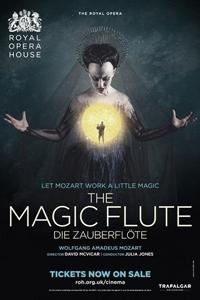Royal Opera House: Die Zauberflöte Poster