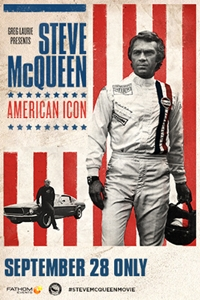 Steve McQueen: Salvation of an American Icon Poster