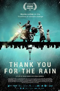 Thank You for the Rain Logo