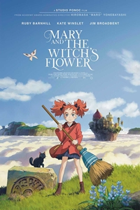 Mary and the Witch's Flower (Meari to majo no hana) Poster