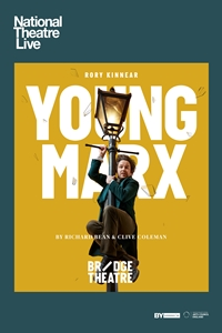 National Theatre Live: Young Marx Poster