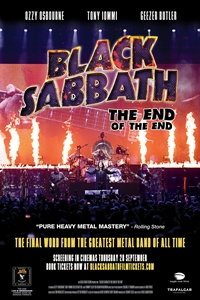 Black Sabbath: The End Of The End Poster