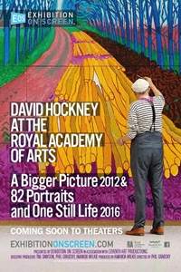 Exhibition On Screen: David Hockney at the Royal Academy of Arts Poster