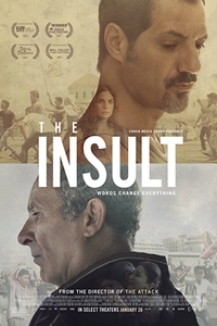 The Insult (L'Insulte) Poster