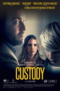 Custody (Jusqu'à la garde) Poster