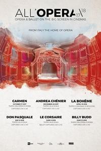 All'Opera: La Bohème Poster
