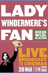 Oscar Wilde Season: Lady Windermere's Fan Poster