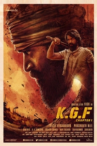 K.G.F (Telugu) Poster