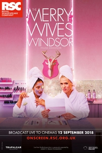 Royal Shakespeare Company: The Merry Wives of Windsor Poster