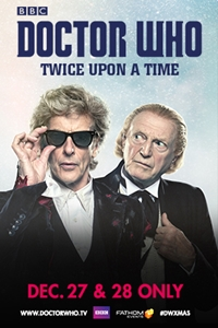 Doctor Who: Twice Upon a Time Poster