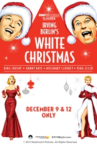 White Christmas (1954) presented by TCM Logo