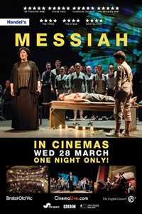 Bristol Old Vic: Messiah Poster