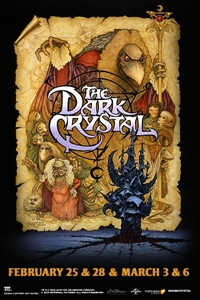 Premiere The Dark Crystal (1982) Poster