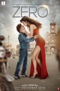 Zero (Hindi) Poster