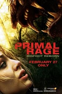 PRIMAL RAGE - Bigfoot Reborn Poster
